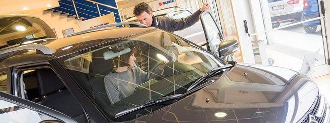 Prenota un test drive in provincia di Torino e Aosta
